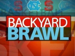 Backyard Brawl (N.C. State vs. UNC) - graphic