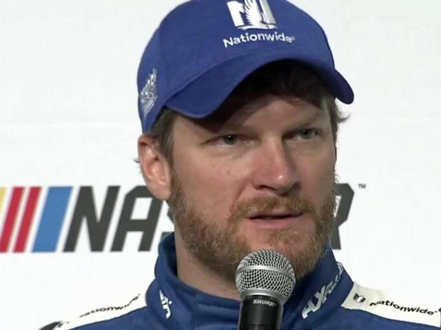 Earnhardt Jr. ready to get back behind the wheel