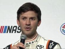 Mitchell: Suarez steps into NASCAR spotlight