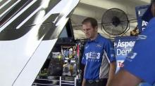 IMAGE: From Wolfpack to the track, engineer is living a childhood dream