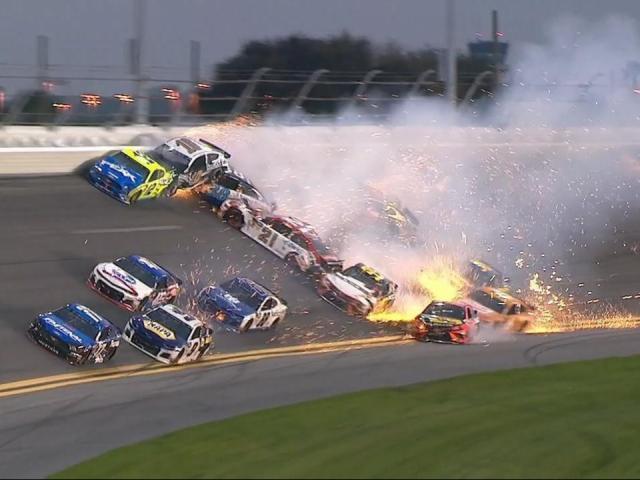 Highlights Daytona 500 2019 Wralsportsfan Com