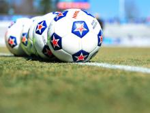 Sanvezzo leads WhiteCaps to 3-0 win over RailHawks