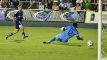 IMAGE: RailHawks striker Shriver wins NASL 2013 Golden Boot Award