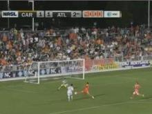 Another dramatic comeback from the Carolina RailHawks (5W-5T-1L, 20pts) keeps them in first place in the NASL Spring Season standings after a 1-1 tie against the Atlanta Silverbacks (5W-3T-3L, 18pts) at WakeMed Soccer Park.