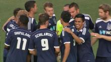 IMAGES: RailHawks fall to FC Dallas: Eliminated from U.S. Open Cup