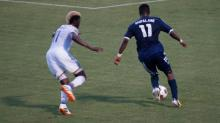 RailHawks, LA Galaxy