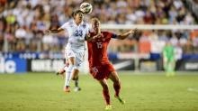IMAGES: Images: US Women's team defeats Switzerland, 4-1