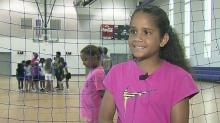 US women's soccer team win hearts of young soccer fans
