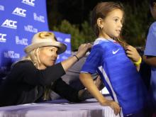 U.S. soccer stars greet fans at ACC tournament in Cary