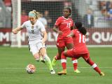 Team USA wins CONCACAF Olympic Qualifying Championship over Canada 2-0
