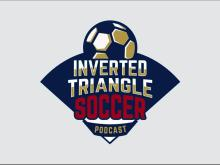 Inverted Triangle podcast logo
