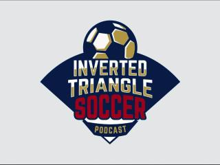 The Inverted Triangle Podcast logo