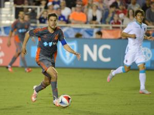 Nazmi Albadawi of the Carolina RailHawks