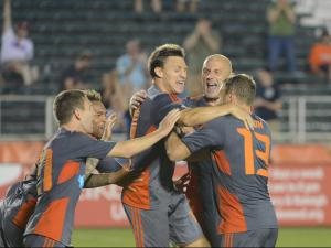 RailHawks down Charlotte in OT, 5-0