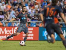 The Carolina RailHawks earned a 2-2 draw with the EPL's West Ham Tuesday in a historic meeting of the teams in a friendly at WakeMed Soccer Park.