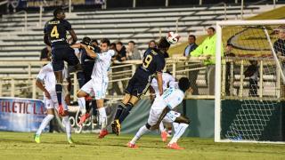 North Carolina FC vs Miami FC at WakeMed Soccer Park, Cary NC -