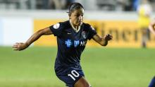 IMAGE: NC Courage deposes Seattle Reign to remain atop NWSL