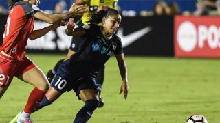 NC Courage v Portland Thorns, April 22, 2017 - WakeMed Soccer Pa