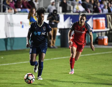 NC Courage win home opener over Portland, 1-0