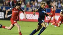 IMAGES: By the numbers: NC Courage reaches midseason atop NWSL standings