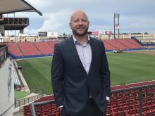 Inverted Triangle: Djorn Buchholz talks new National Soccer HOF