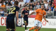 IMAGES: Images: NCFC battles MLS' Houston Dynamo in Open Cup