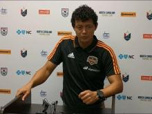 Dynamo's Cabrera discusses win over NCFC