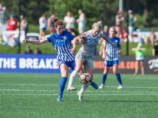 NC Courage stays atop NWSL