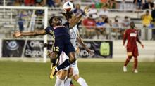 IMAGE: Indy Eleven douses waterlogged NCFC 2-1