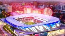 Fans say MLS stadium is 'what the city needs'