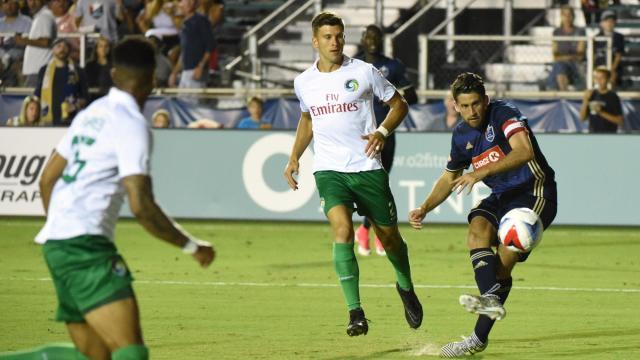 Make soccer great again: NCFC, NY Cosmos draw 2-2 :: WRALSportsFan com