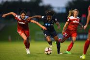 IMAGE: NC Courage first to clinch NWSL playoff spot with win over Washington