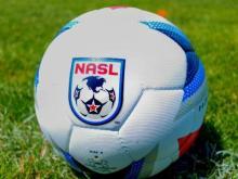 NASL soccer ball