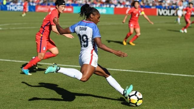 5946f6e2501 NC Courage acquires US national team standout Crystal Dunn ...