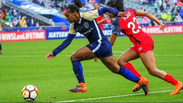 NC Courage features the reclam...
