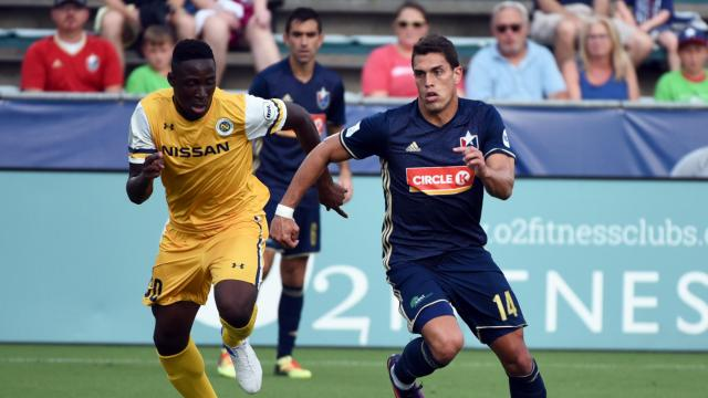 3b46809ea From the jaws of victory: NCFC surrenders two late goals to draw Nashville  SC, 3-3