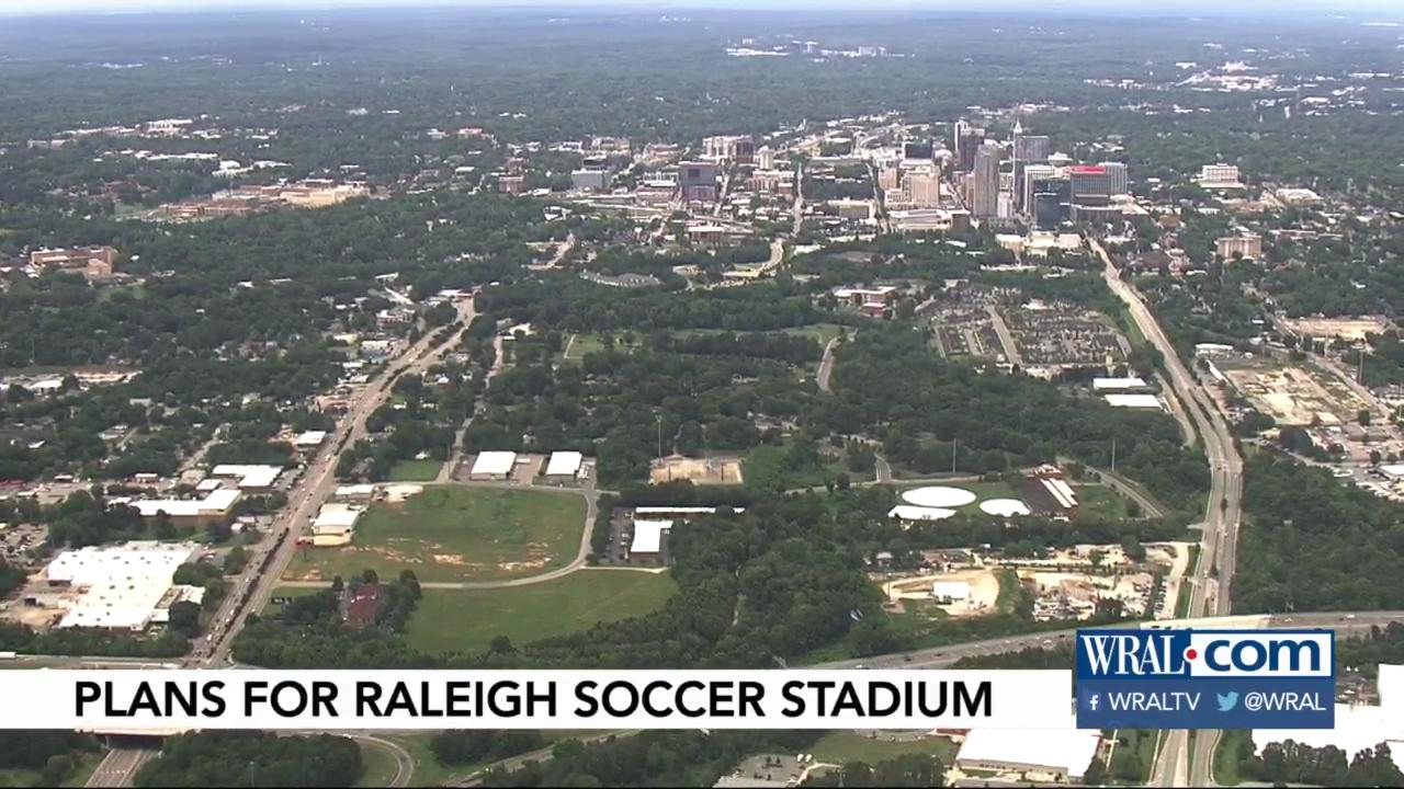 NCFC's Malik will announce $1 9B plan for multi-use soccer complex