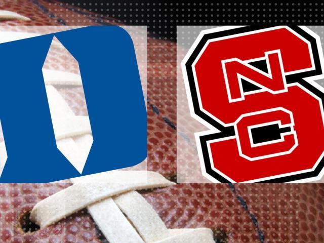 Football: Duke at N.C. State