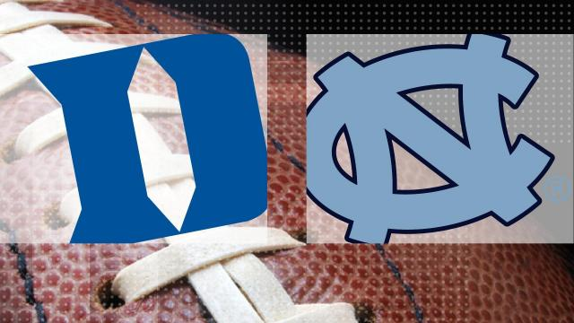 Football: Duke at UNC