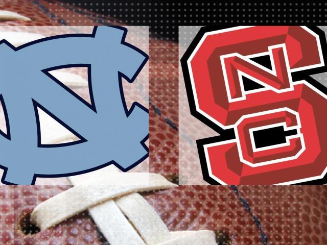 Football: North Carolina at N.C. State