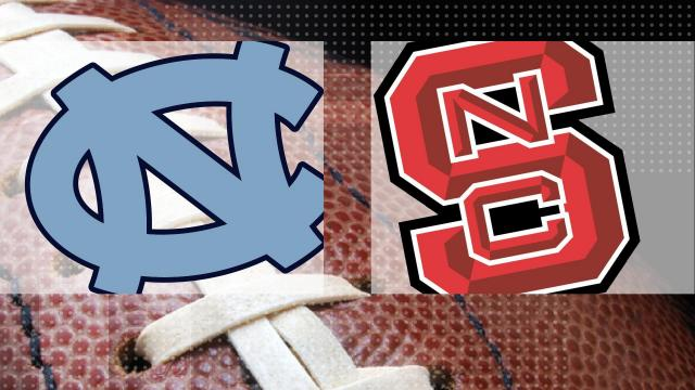 Football: North Carolina at N.C. State