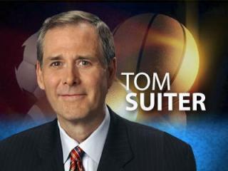 Tom Suiter - Headshot