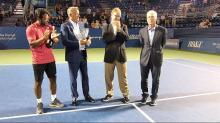 Winston-Salem Open earns international honor