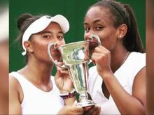 Raleigh 18-year-old wins junior girls doubles championship at Wimbledon