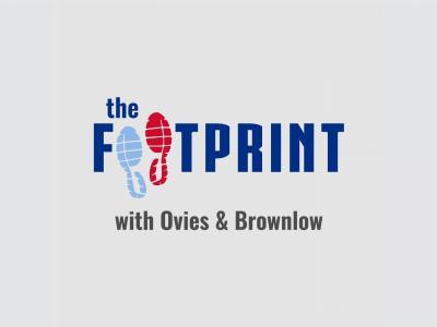 The Footprint logo
