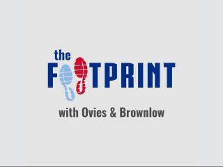 Footprint Podcast logo