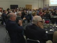 Triple-A championship banquet