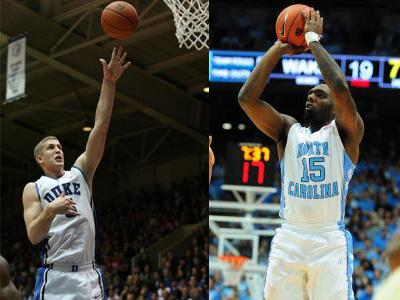 The Blue Devils and Tar Heels have a firm grasp on being the premiere rivalry in college basketball.