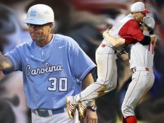 UNC and NC State baseball