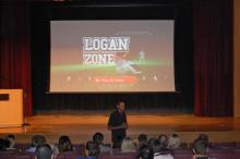 The 'Logan Zone' launch party